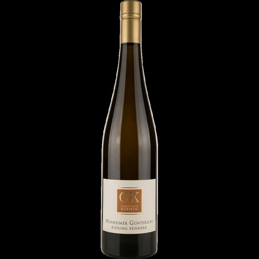 Weingut Koenen - Minheimer Günterslay Riesling feinherb